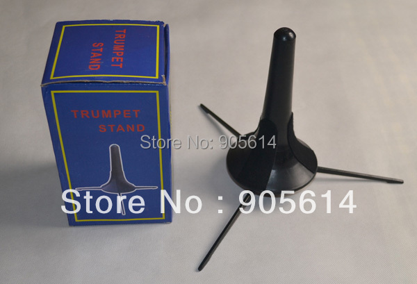 """Trumpet Stand """" be easily stored inside the bell """"(China (Mainland))"""