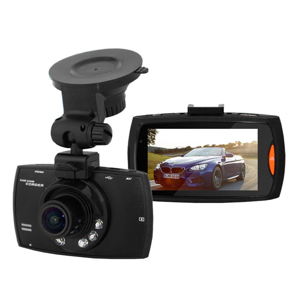 Hot Sale Car Camera Novatek Chipset Car Video Recorder 1080P 2.4 inch TFT Screen with G-sensor Registrator Car DVR(China (Mainland))
