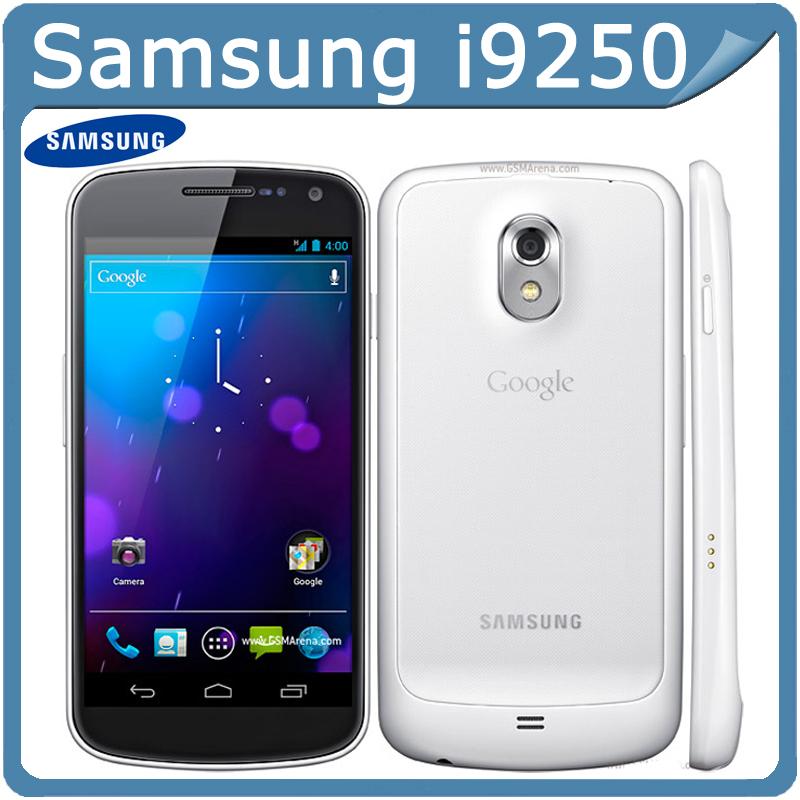 Samsung Google Galaxy Nexus i9250 Original Touch screen GPS 3G network WIFI 5MP camera Android os Molibe Phone Free Shipping(China (Mainland))
