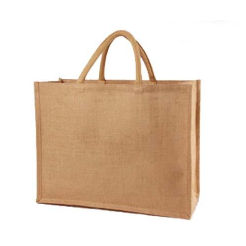 T009,Free Shipping,100pcs/lot,42X34X20cm,Custom Jute Bag,Large Jute tote bag,Jute handle size,Custom Size Logo Print Accept(China (Mainland))