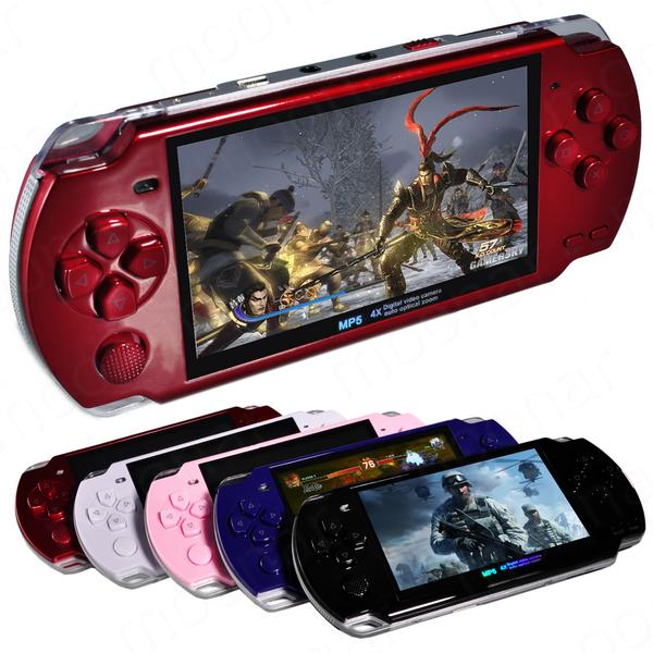 NEW New MP4 MP5 Portable Multimedia Player With Digital Video Camera Auto Optical Zoom and TF Card Slot(TF Card NOT Included)(China (Mainland))