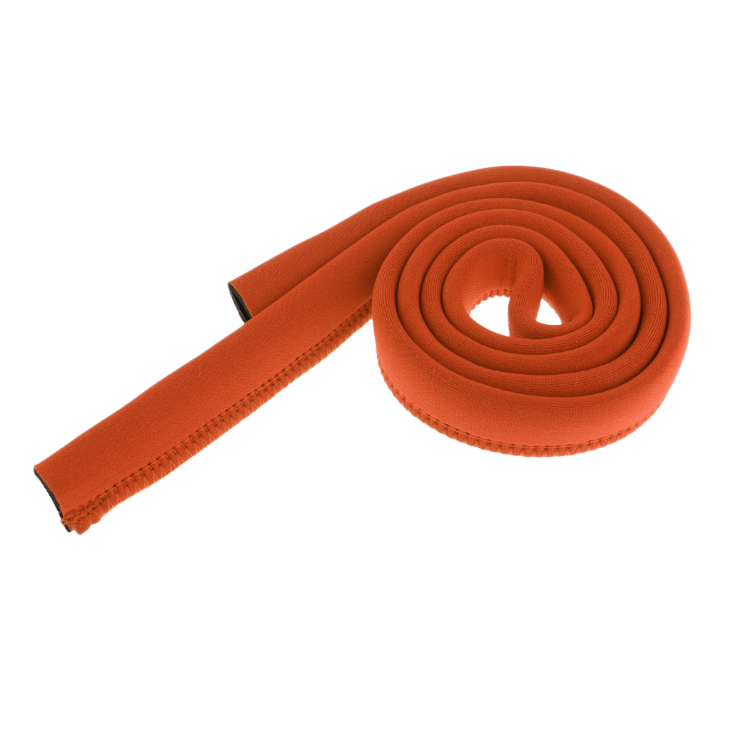 120cm Hydration Pack Water Bladder Drink Tube Neoprene Insulated Hose Cover Sleeve for Hiking Camping Outdoor