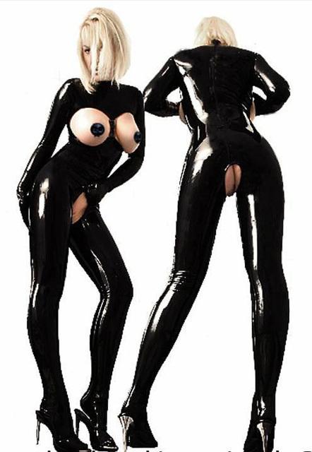 sex im catsuit bdsm slave