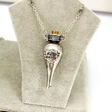 free shipping Hot Sale Harry Felix Felicis Potion bottle necklace Movie Jewelry Fashion Jewelry