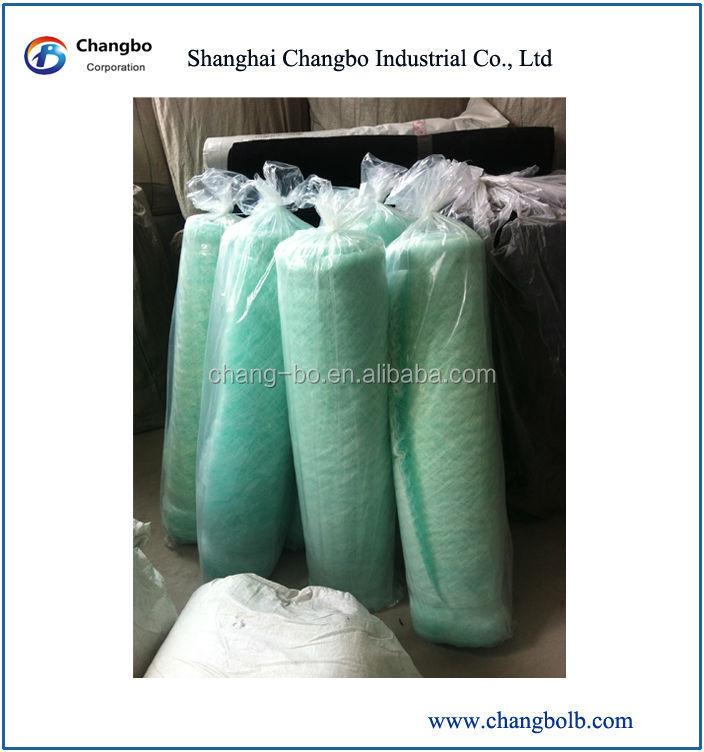 Paint stop bottom 250G, Fiberglass filter media(China (Mainland))