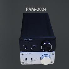 2015 NEW  JIE  CHUANG TA2024 digital amplifier Bluetooth mini desktop amplifier digital amplifier  Free shipping