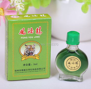China Fengyoujing Anti-itch Mosquito Bite Itching Mosquito Repellent Liquid Essential Balm Cool And Refreshing Oil Relieve Pain