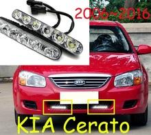 Buy Cerato K2 sportageR daytime light,LED,Free ship!2pcs/set+wire,Cerato K2 sportageR fog light,Cerato K2 sportageR for $28.50 in AliExpress store