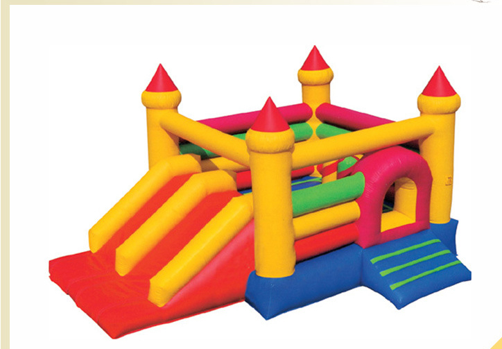 on slae ! good quality Kids Inflatable Bouncer/ Inflatable Bouncy Castle / inflatable castle(China (Mainland))