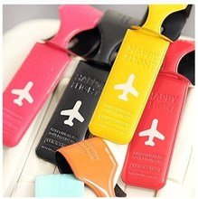 1560 strip-line luggage business card luggage tag travel(China (Mainland))