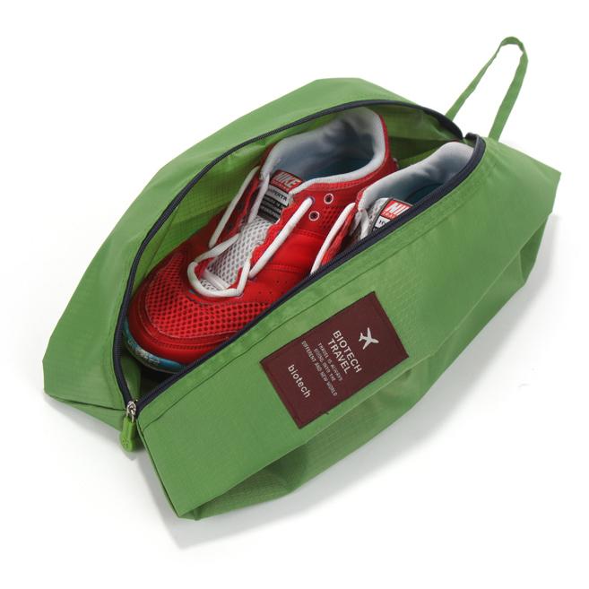 New! Travel shoe bags portable waterproof men Travel tote hanging shoe organizer bag sorting pouch packing organizers(China (Mainland))
