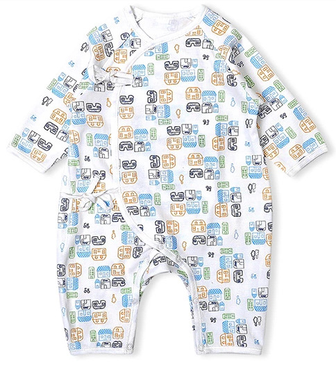 Good Quality Retails Baby Boys Girls 100% cotton Udnerwear Lacing Cloth Rompers One Piece 86170 - Best Fashion Wigs store