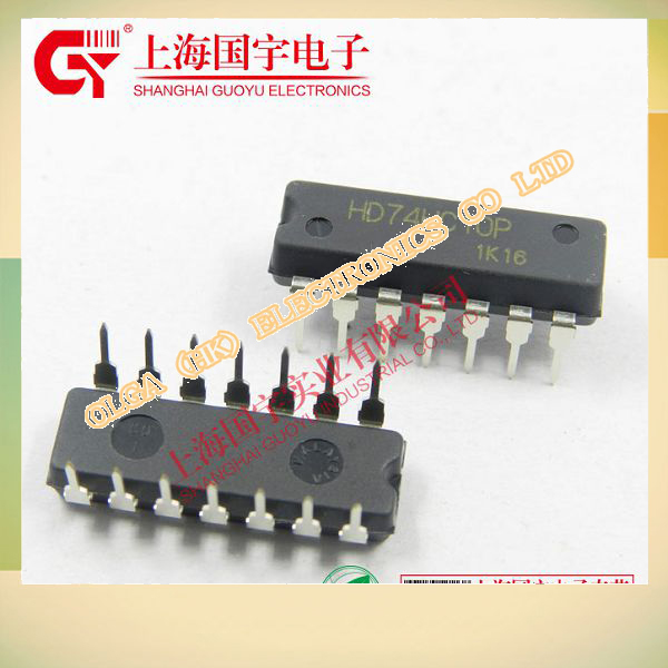 Into the IC 74 hc10 HD74HC10P original DIP14 10(China (Mainland))
