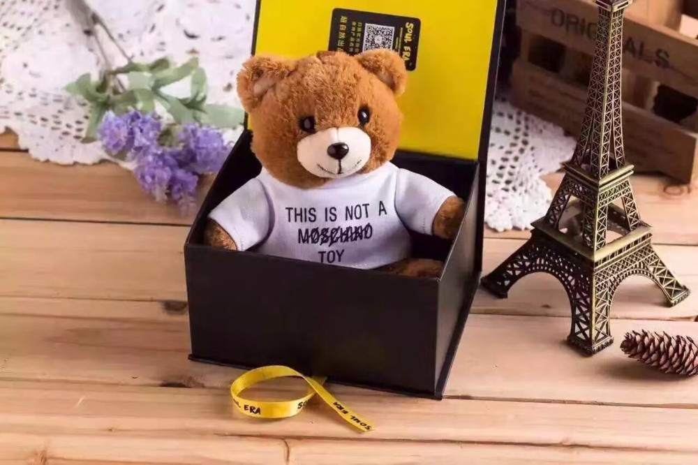Cute bear charging treasure 10,000 mA portable mobile power, cartoon emergency charger for a variety of mobile phone tablet