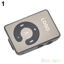 Mini Clip USB MP3 Music Media Player Support 1-8GB Micro SD TF + Headphone + Cable 2LXV 6JEK(China (Mainland))
