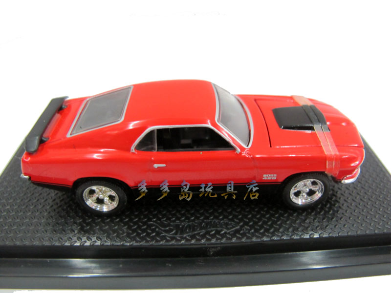 HOTWHEEL boutique hot wheels 1:64 alloy car models of Ford Mustang BOSS 429(China (Mainland))