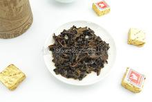 Top grade 500g Yunnan Pu er tea puer wholesale supermellow flavor cooked puer tea puer mini