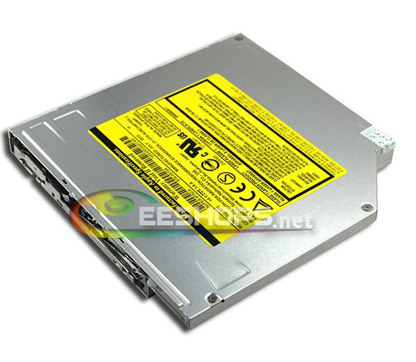 For apple a1136 ibook g5 powerbook g4 mac mini superdrive uj-875 8x dl dvd rw burner