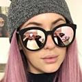 Fashion Vintage Square Sunglasses Women Brand Designer 2017 Sun Glasses Female Classic Retro Lady Sunglass Mirror