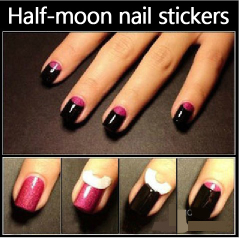 Nail Tape Manicure images