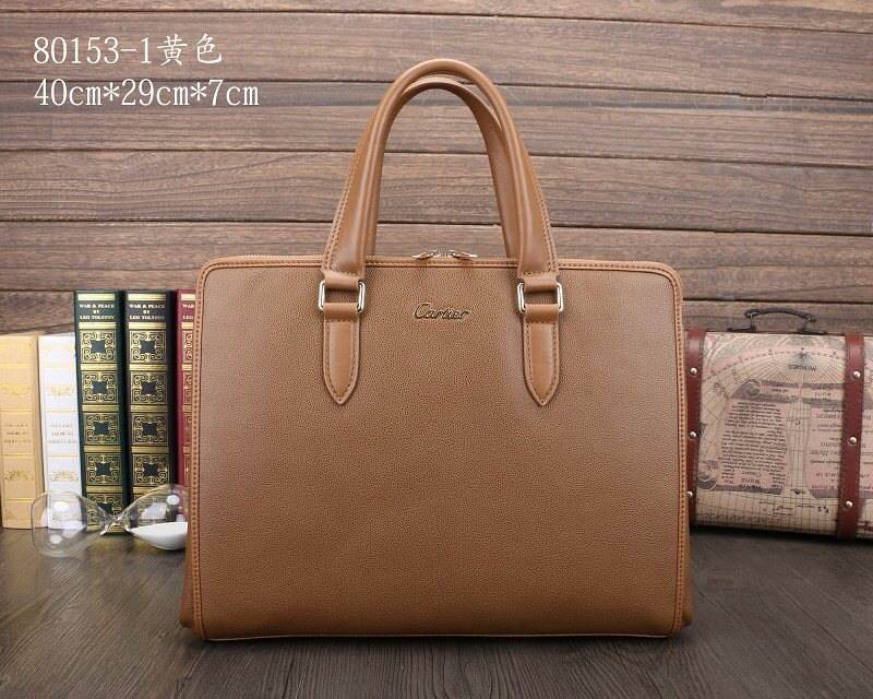 High-grade leather bag men business bag man portable satchel Leather Laptop Bag successful men shoulder briefcase file package(China (Mainland))