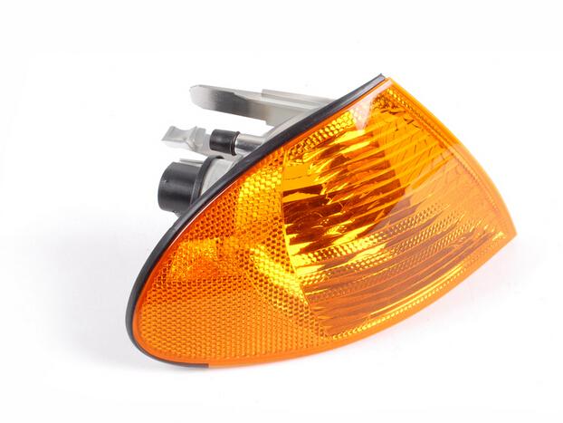 Yellow Corner Light Right Side For BMW E46 320i 323i 325i 328i 330i 1999-2001 63136902766(China (Mainland))