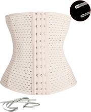 Lady Sport Waist Tummy Girdle Glass Waist Trainer Body Shaper For Ladies Underbust Control Corset(China (Mainland))