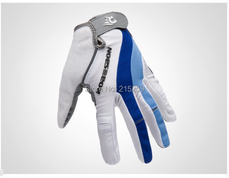 Free Shipping New Arrived Outdoor Sports Bike Gloves,Shock-Resistant Moisture Wicking Long Finger Bicycle Cycling Gloves,10 pair(China (Mainland))