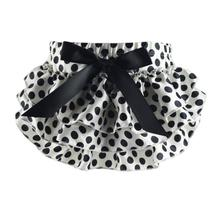 Baby Bowknot Ruffle Bloomers Layers Diaper Cover Flower Shorts Ropa infantil #2415(China (Mainland))
