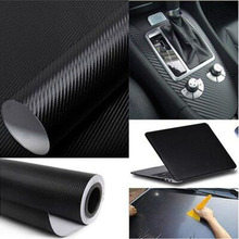 Car accessories Motorcycle 3D Carbon Fiber Viny sticker car Interior decal 10x127cm for vw renault opel mazda 6 ford lada volvo(China (Mainland))
