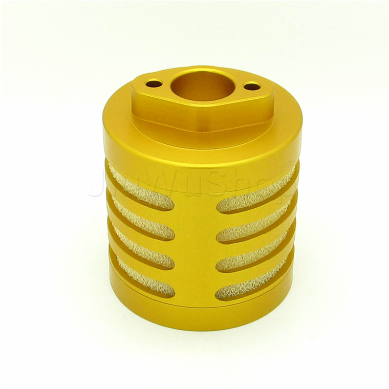 Small Cylinder Air Filter With Sponge For RC 1:5 Scale HPI Upgrade Air Filter(China (Mainland))