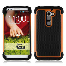 Buy Armor Heavy Duty Dual Layer Hybrid Rugged Hard/Soft Shockproof Back Cover Case LG G2 Silicone Protective Skin Double Color for $5.12 in AliExpress store