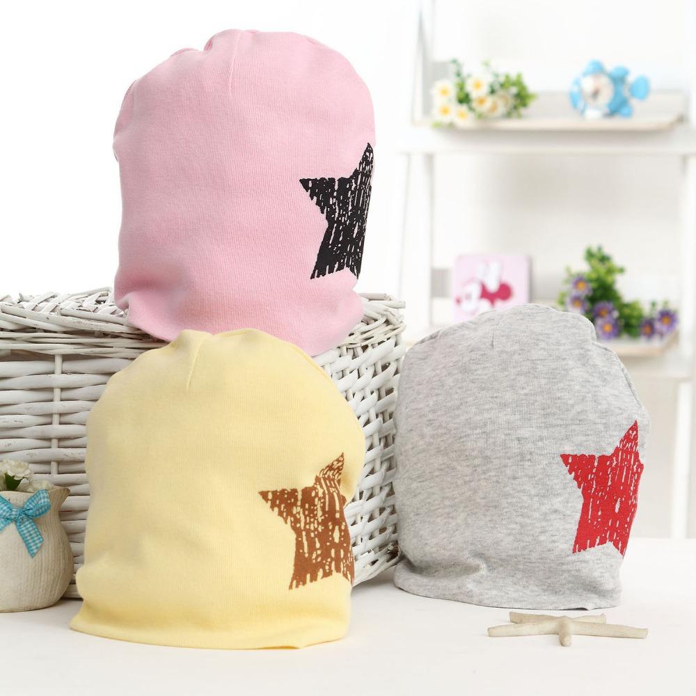 Crochet Baby Beanie Newborn Hat For Girls Cap Kids Winter Kids Bucket Hats Caps For Boys Photography Props Gorro Infantil Cotton