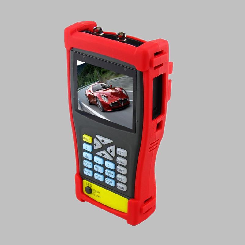 NOYAFA NF-701 3.5 inch TFT-LCD Monitor CCTV Security Surveillance Camera Tester Video/ PTZ UTP RS485 Audio 12V Output<br><br>Aliexpress