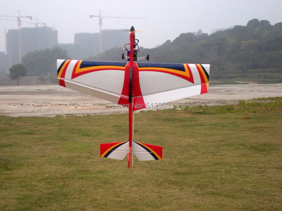 65in EDGE540 20CC RC Gas Profile Airplane/ Aircraft model / Electric Profile Airplane(China (Mainland))