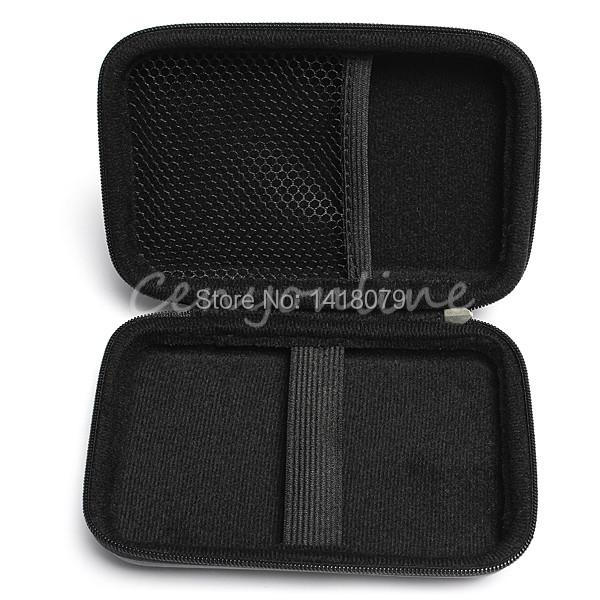 Classic Black Hard Carry Case Cover Pouch for 2 5 USB External WD HDD Hard Disk