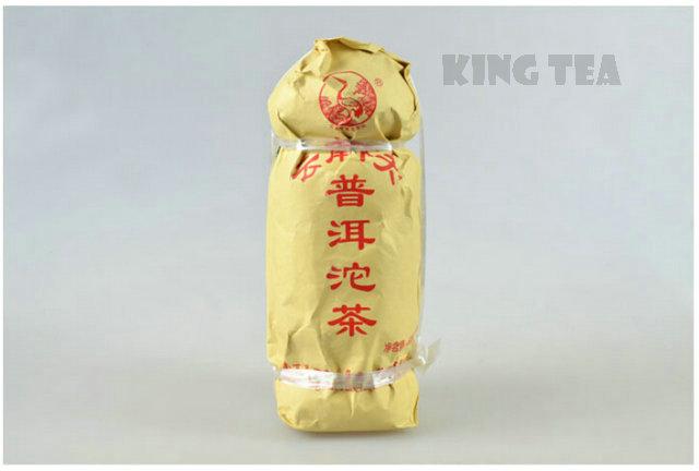 2011YR XiaGuan Tuo Bowl 100g YunNan MengHai Organic Pu'er Ripe Tea Weight Loss Slim Beauty Cooked Shou Shu Cha !