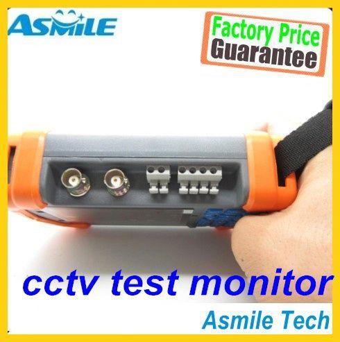 ST4000PRO с аттестацией CE фабрики обеспечивают разъемами BNC тестер CCTV камеры