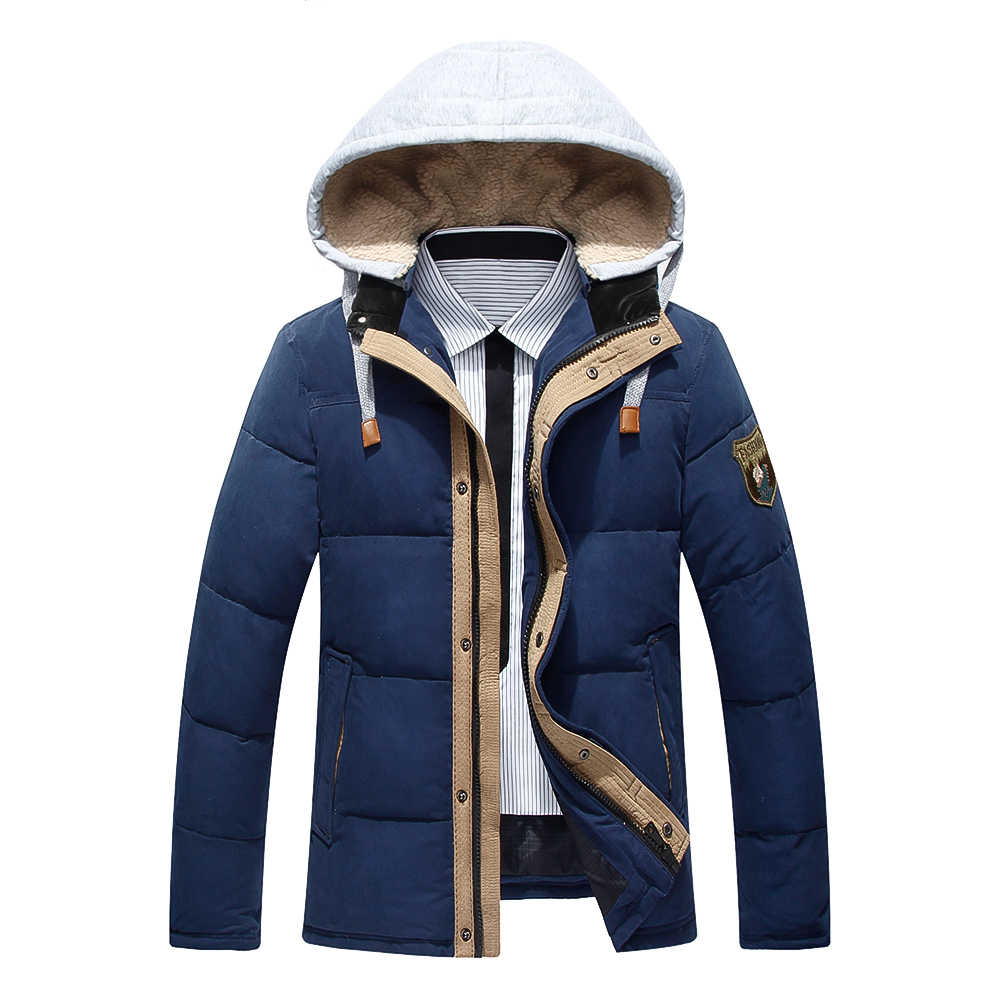 Free shipping 2015 Hot sales brand men s winter clothes jacket Down jacket