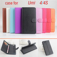 9 Style Litchi Texture New PU Flip Leather Case Umi 4 4S Case,Phone Cover Card Slot - Shenzhen Smile Sky Technology Co., Ltd store
