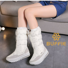sakura winter hot selling female women boots four colour white black grey and navy botas hot selling china brand winter boots(China (Mainland))