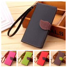 Buy Leaf Clasp Wallet Case Xiaomi Redmi 2 Case Luxury PU Leather + Silicone Flip Cover Xiaomi Redmi 2 Coque Fundas for $3.99 in AliExpress store