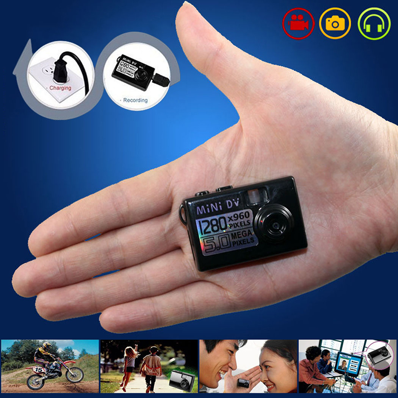 Portable Mini Camera USB HD Thumb Digital Camera Micro Car DV DVR Motion Detection Video Voice Recorder Webcam Camcorder FPV Cam(China (Mainland))