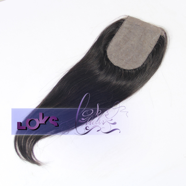 7A Middle Part Silk Base Closure in Size 3x5 Natural Color,Skin-like Based Peruvian Straight Hair Silk Top Closure<br><br>Aliexpress