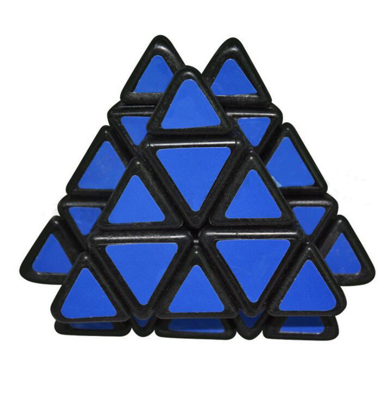 Magic Cube,challenge gifts,best,Puzzle cube,Educational toys,colorful,black border,volcano,strange-shape,pyraminx,Fisher Cube(China (Mainland))