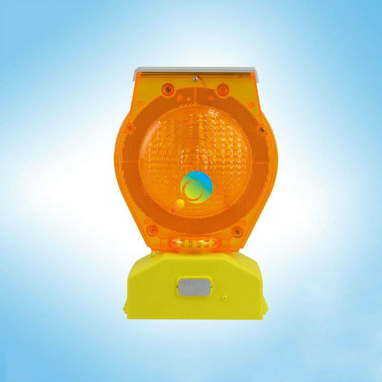 Factory price high brightness LED Solar Powered Traffic Barricade Warning light led traffic light(China (Mainland))