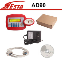2017 Top selling Auto Key Programmer AD90 AD90P+ Transponder Key Duplicator Plus V3.27 AD90 Transponder Key Programmer(China (Mainland))