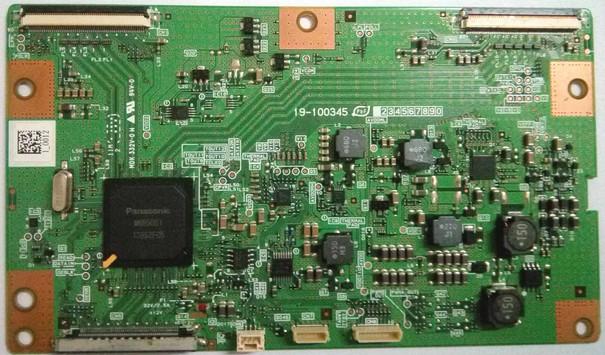 Logic board 19-100345 MDK 332V-OW