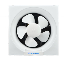 Вилка 10 » слепой вентилятор для окон стенах дом комната Extrator квадрат вентилятор низкая шума