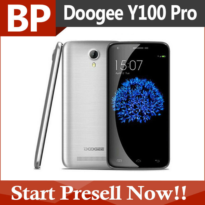 Мобильный телефон Doogee Valencia2 Y100 4G MTK6735 5 inth 1280 x 720 Quad Core 5.1 2 GB + 16 GB 13 DOOGEE Valencia2 Y100 Pro смартфон micromax canvas juice 4 q465 gold quad core 1 3 ghz 5 hd ips 1280 720 2 gb 16 gb 8mpx 5mpx 4g 3900mah 2 sim android 5 1